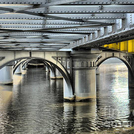 An UnderBridge Experience by Lawrence Davis