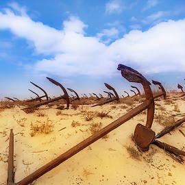 Micah Offman - Anchors graveyard
