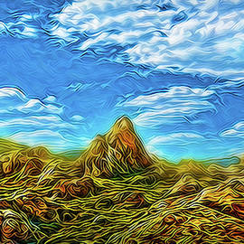 Ancient Mountain Stones by Joel Bruce Wallach