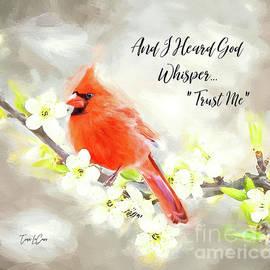 And I Heard God Whisper by Tina LeCour