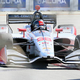 Andretti Cornering by Shoal Hollingsworth