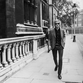 Andrew Loog Oldham by Evening Standard