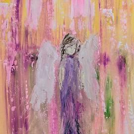 Angel in  paradise by Jennifer Nease