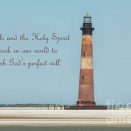 Angels And Holy Spirit by Dale Powell