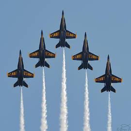Angels Overhead by Brian Tada