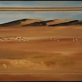 Antelope         4 2019 by Cheryl Nancy Ann Gordon
