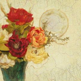 Antique Autumn Bouquet by Diane Lindon Coy