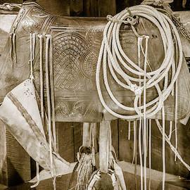 Antique cowboy accessories by Alexey Stiop