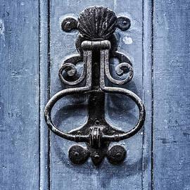 Antique door knocker by Delphimages Photo Creations