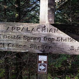 Appalachian Sign by Joe Leone