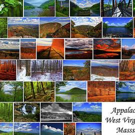Appalachian Trail Wv Through Ma by Raymond Salani III