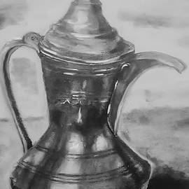 Eman Elmahdy - Arabic Coffee Pot