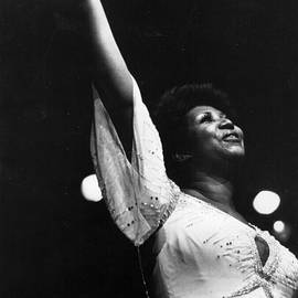 Aretha Franklin by Keystone
