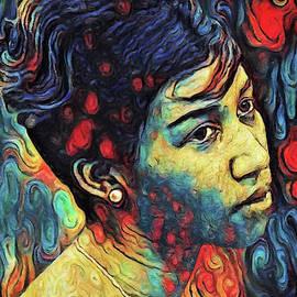 Aretha Franklin by Zapista Zapista