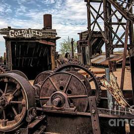 Arizona Gold Mine by Elisabeth Lucas