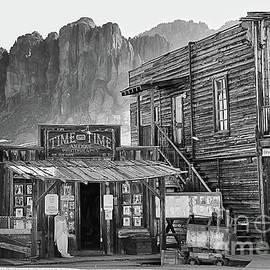 Arizona Town by Elisabeth Lucas