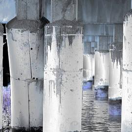 Art Print Columns 11 by Harry Gruenert
