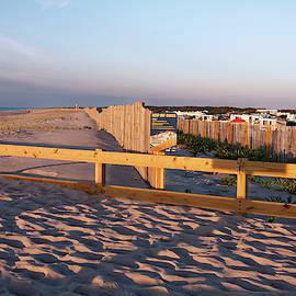 Assateague Island Beach by Sally Weigand