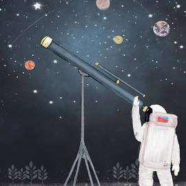 astronaut astrology  by Bri Buckley