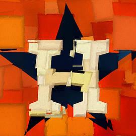 Astros Art by Dan Sproul