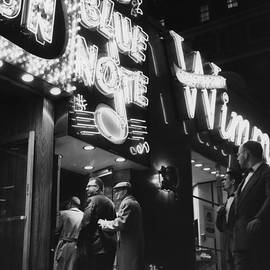At The Blue Note Cafe by Chicago History Museum