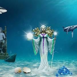 At the bottom of the sea by Radiy Bohem