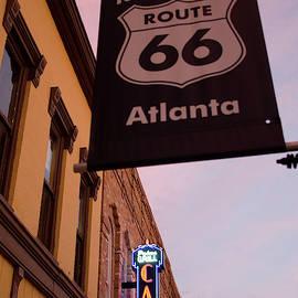 Atlanta 66 Kicks by Dylan Punke