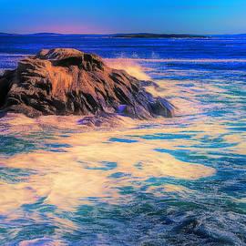 Atlantic Waves by Dan Sproul