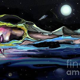 Atlantis by Jennifer Miller