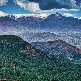 Atlas Mountains - Morocco by Stuart Litoff