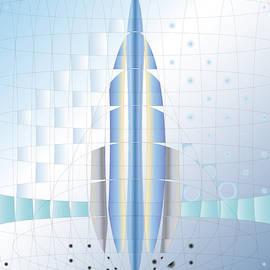 Atomic Rocket by Kevin McLaughlin