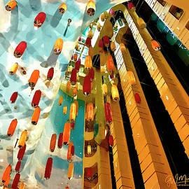 Atrium Wonder by GW Mireles