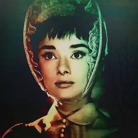Audrey Hepburn by Maciek Froncisz