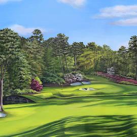 Augusta National by Steph Moraca