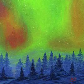 Aurora Sky by Aicy Karbstein