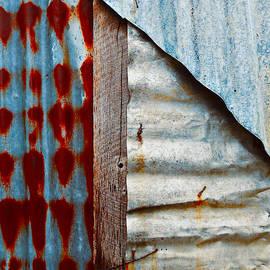Aussie Galvanised Iron #2 by Lexa Harpell