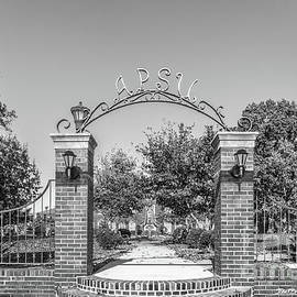 Austin Peay State University Gate by University Icons