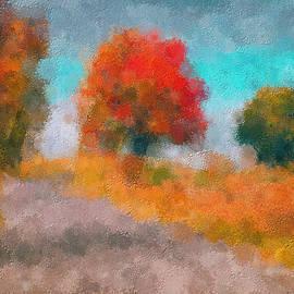 Autumn colors by Jirka Svetlik