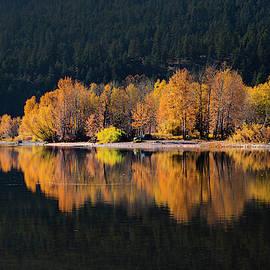 Autumn Days by Theresa Tahara