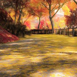 Autumn Dreams by Alison Frank