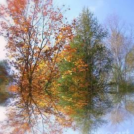 Autumn by Elfriede Fulda