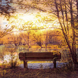 Autumn Expectations by Debra and Dave Vanderlaan