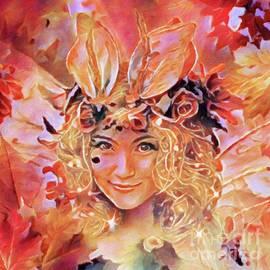 Autumn Faerie by Putterhug Studio