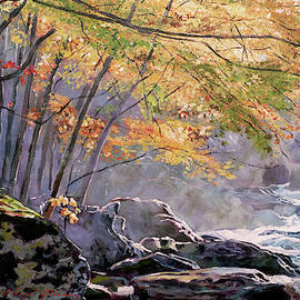 David Lloyd Glover - Autumn Glen