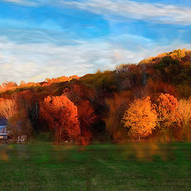 Autumn Highlights by Jim Love