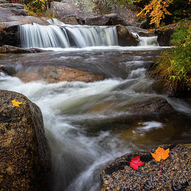 Autumn In Baxter by Colin Chase