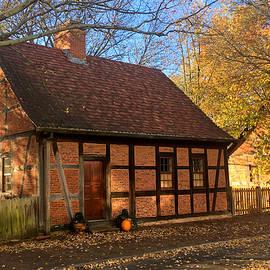 Autumn in Old Salem by Matt Richardson