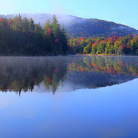 Autumn Mist by David Patterson