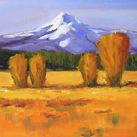 Nancy Merkle - Autumn Mountain