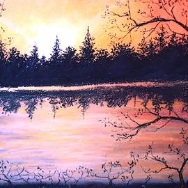 Autumn Nights by Jen Shearer